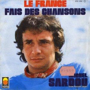 ミシェル・サルドゥー - le france  - 410022