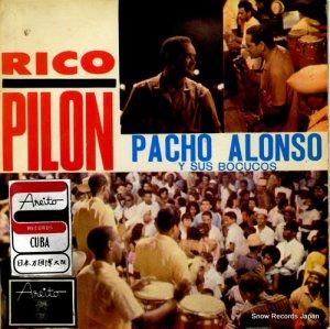 パチョ・アロンソ - rico pilon - EPA-1076
