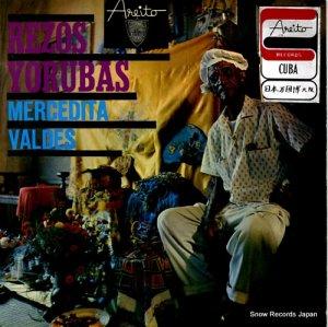 メルセディータス・バルデース - rezos yorubas - EPA1045