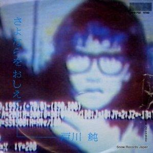戸川純 - さよならをおしえて - HYS-702