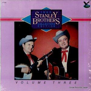 ザ・スタンレー・ブラザーズ - 1983 collectors edition volume 3 - GT-0105