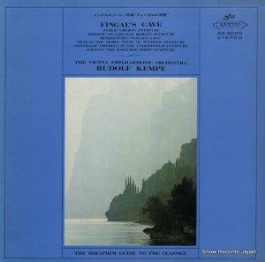 ルドルフ・ケンペ - メンデルスゾーン:序曲「フィンガルの洞窟」 - AA.5065