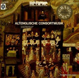 コンラート・ラゴスニク - 16・17世紀イギリスの合奏音楽 - 1C063-30105