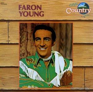 ファロン・ヤング - faron young - ECS-50056