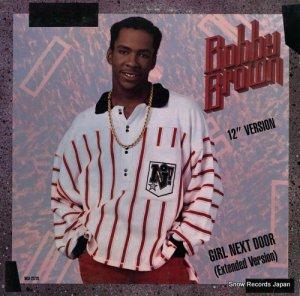 ボビー・ブラウン - girl next door(extended version) - MCA-23720