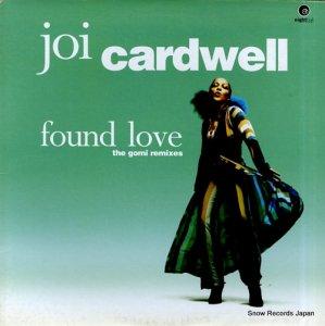 ジョイ・カードウェル - found love the gomi remixes - EB125