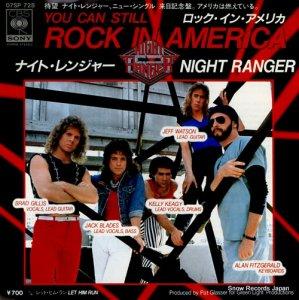 ナイト・レンジャー - ロック・イン・アメリカ - 07SP728