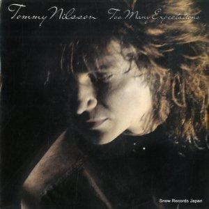 トミー・ニルソン - too many expectations - ONESIN100