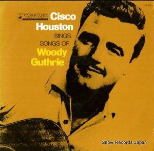 シスコ・ヒューストン - ウディ・ガスリーを歌う - MH125