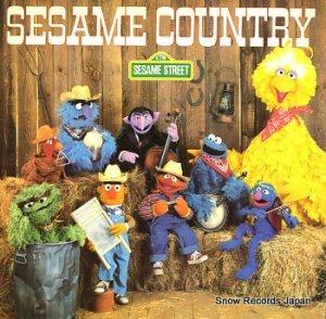 セサミ・ストリート - sesame country - CTW89003