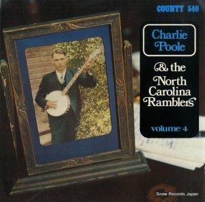チャーリー・プール - volume 4 - COUNTY540