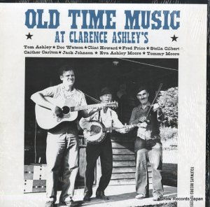 V/A - old time music at clarence ashley's - FA2355