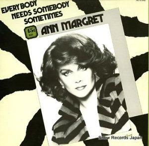 アン・マーグレット - everyboby needs somebody sometimes - ATO12-27026
