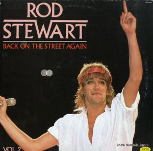 ロッド・スチュワート - back on the street again vol.2 - SM3986