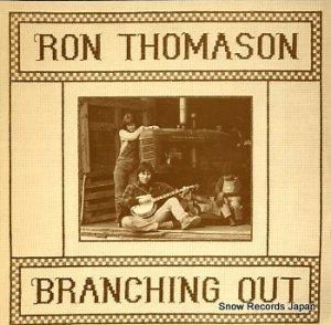 ロン・トマソン - branching out - GORDO002