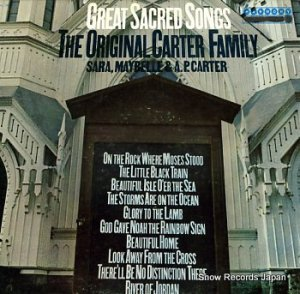 THE ORIGINAL CARTER FAMILY - great sacred songs - HL7396