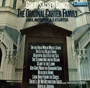 オリジナル・カーター・ファミリー - great sacred songs - HL7396