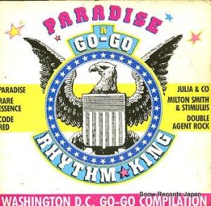 V/A - paradise a go go - LEFTLP4