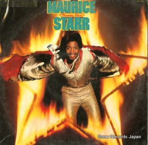 モーリス・スター - flaming starr - AFL1-3638