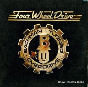 バックマン・ターナー・オーヴァードライヴ - four wheel drive - SRM-1-1027