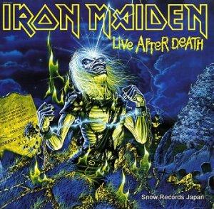 アイアン・メイデン - live after death - SABB-12441