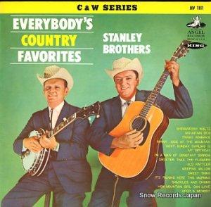 ザ・スタンレー・ブラザーズ - スタンリーのカントリー・ヒット - HV1111