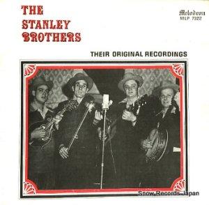 ザ・スタンレー・ブラザーズ - their original recordings - MLP7322