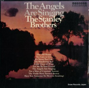ザ・スタンレー・ブラザーズ - the angels are singing - HL7377