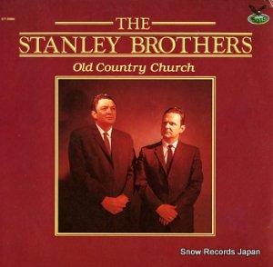 ザ・スタンレー・ブラザーズ - old country church - GT-0084