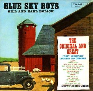 ブルー・スカイ・ボーイズ - 永遠の - RA-5331