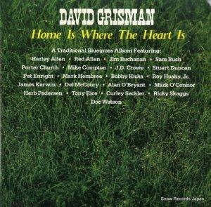 デヴィッド・グリスマン - home is where the heart is - 0251/0252
