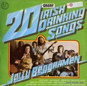 ジョリー・ベガーメン - 20 great irish drinking songs - IDLP2002