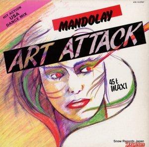 アート・アタック - mandolay - ATO12-27037