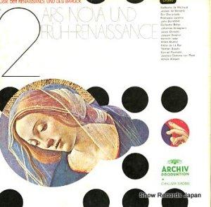 V/A - アルス・ノヴァと初期ルネッサンスの音楽 - MI2533-4
