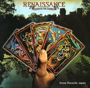 ルネッサンス - turn of the cards - SR6015