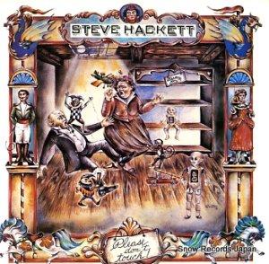 スティーヴ・ハケット - please don't touch - PV41176