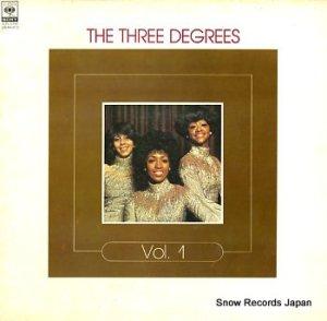 スリー・ディグリーズ - vol. 1 - KJPL0141