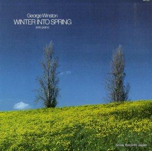 ジョージ・ウィンストン - winter into spring - WH-1019