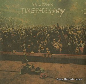 ニール・ヤング - time fades away - MS2151