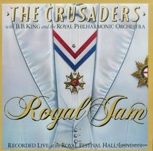 クルセイダーズ - royal jam - MCA2-8017
