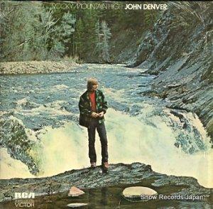 ジョン・デンバー - rocky mountain high - SF8308