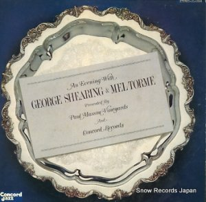 GEORGE SHEARING - an evening with - LCJ-2008
