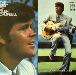 グレン・キャンベル - the best of glen campbell - 5C054-80265