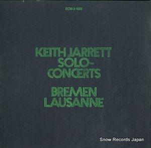 キース・ジャレット - bremen lausanne - ECM-3-1035