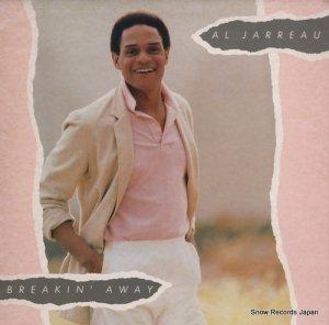アル・ジャロウ - breakin' away - BSK3576