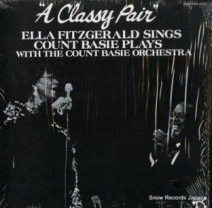 エラ・フィッツジェラルドとカウント・ベイシー楽団 - a classy pair - 2312-132