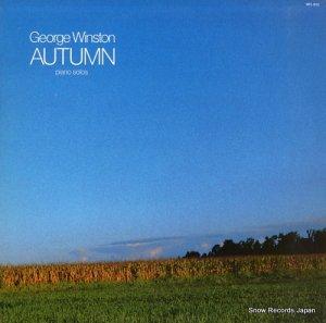 ジョージ・ウィンストン - autumn - WH-1012