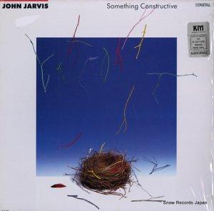 ジョン・ジャービス - something constructive - MCA-5963