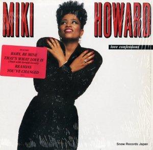 ミキ・ハワード - love confessions - 781810-1