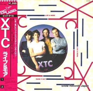 XTC - ライブ&モア - VIP-5904